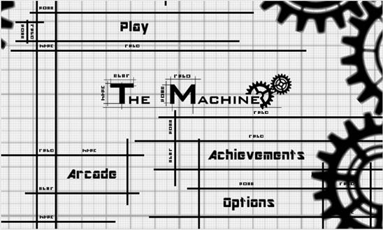 the machina jogo windows phone header