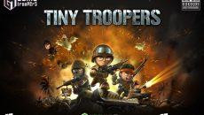 O jogo Tiny Troopers ganha atualização e novidade exclusiva para usuários do Windows