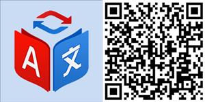 traduzir app windows phone qr code