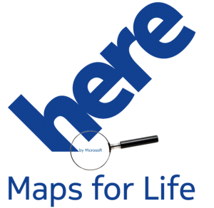 HERE Maps for live
