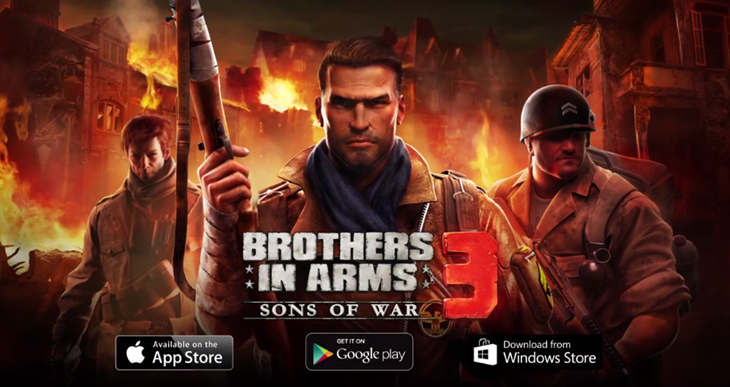 brothers in arms sons of war trailer
