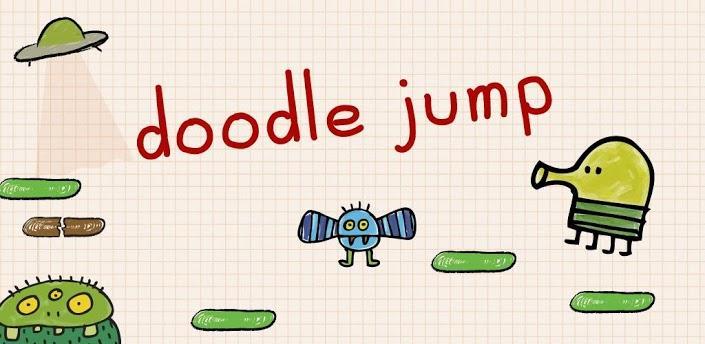O jogo Doodle Jump está gratuito na Windows Phone Store