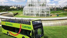 O aplicativo Linha Turismo vai ajudar você a dar um bom passeio em Curitiba