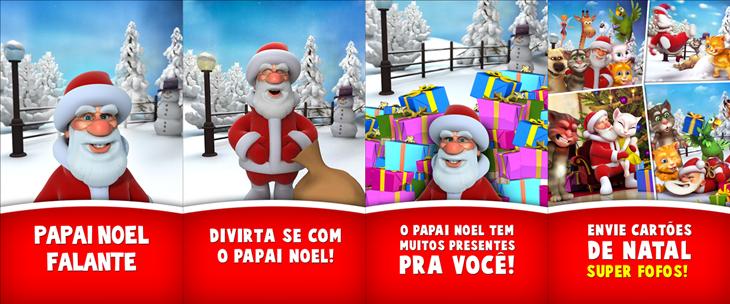 talking santa windows phone