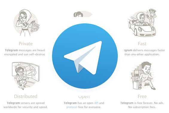 O app do mensageiro Telegram Messenger foi atualizado mais uma vez com novidades