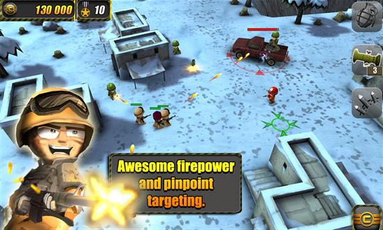 tiny troopers game windows phone 2