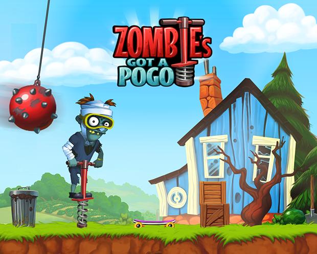 zombies got a pogo jogo windows phone header