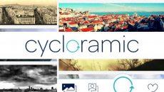 O aplicativo Cycloramic foi atualizado e ganhou funcionalidades que estavam faltando
