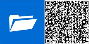 folders pro windows phone qrcode