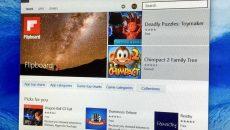 Confira o visual da nova Loja de apps e jogos do Windows 10