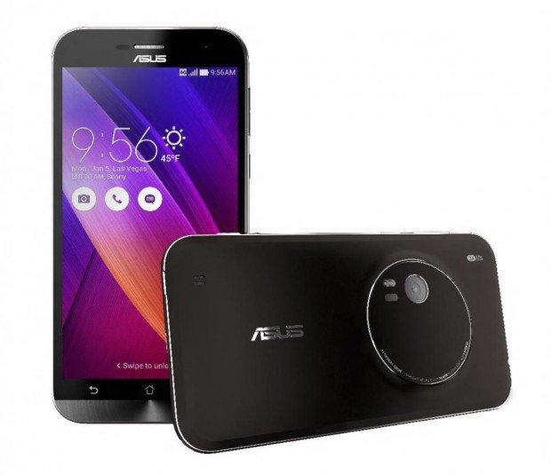 zenfone zoom smartphone