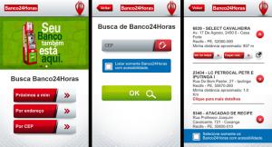 banco24horas windows phone