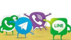 Polêmica sobre bloqueio do Whatsapp no Brasil provoca até briga entre Viber e Telegram