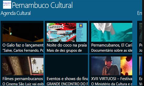 pernambuco cultural windows phone