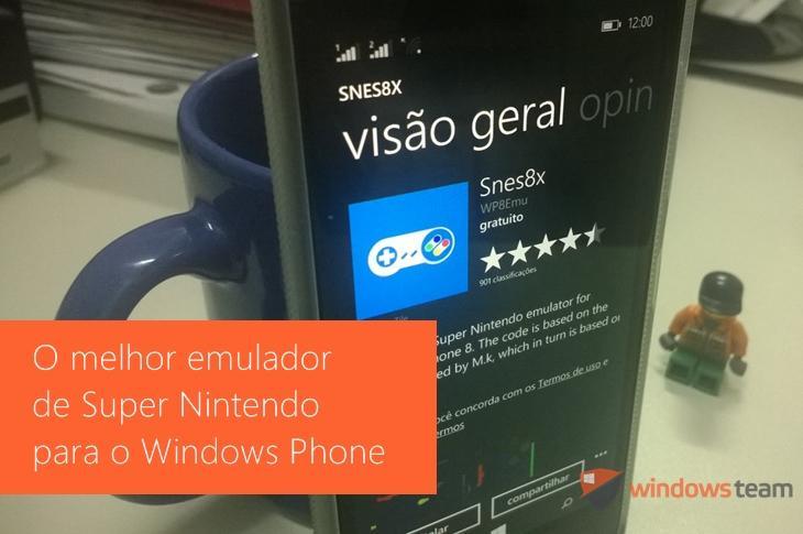 snes8x windows phone