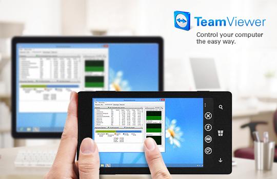 teamviewer-windows-phone