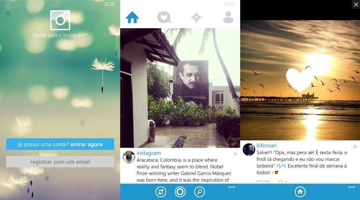 6tag cliente instagram windows phone