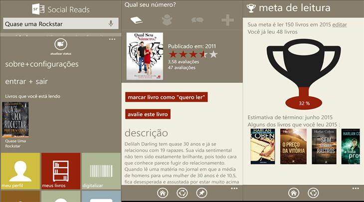 Social Reads windowsphone