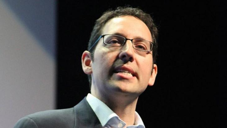 Chris Capossela, executivo da Microsoft