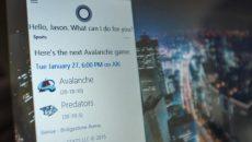Cortana poderá diferenciar a voz do dono do PC ou Smartphones da de um intruso