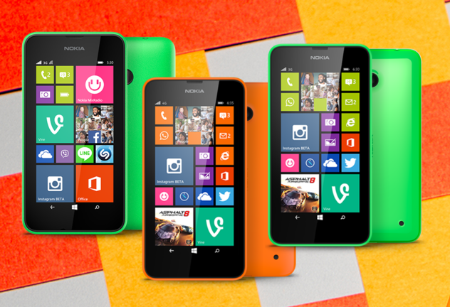 lumia 530 lumia 630 lumia denim