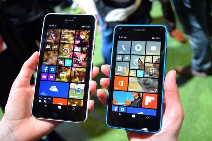 Lumias 640 e 640 XL, que começaram a ser vendidos no Brasil recentemente por R$ 799 e R$ 999 respectivamente, e que são peças chaves da estratégia de mercado da Microsoft por aqui