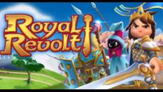 Dica de jogo para o fim de semana: Royal Revolt