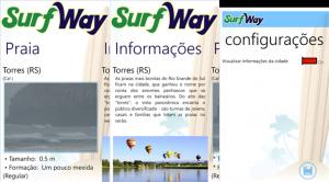 surfway windows phone