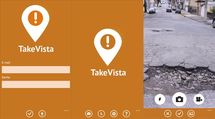 takevista windows phone 11
