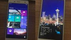 Fotos mostram o Windows 10 rodando no Xiaomi Mi4 e revelam novidades incríveis