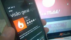 Cliente Tinder 6tin ganha atualização com várias melhorias