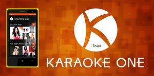Karaoke-One-Windows-Phone