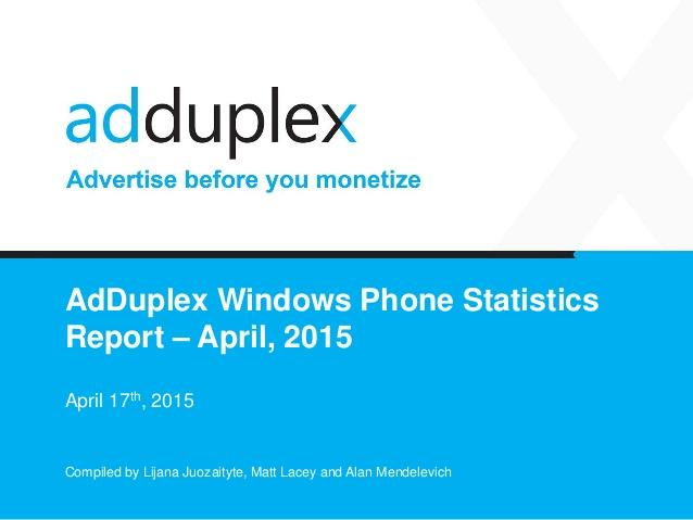 adduplex abril windows phone
