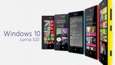 Você já pode atualizar o seu Lumia 520 para o Windows 10 novamente