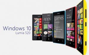 lumia 520 windows 0