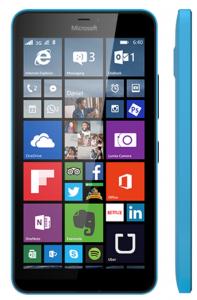Lumia 640 XL Azul