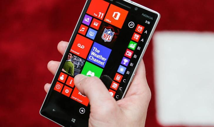 """Lumia Icon, que no Brasil é vendido como Lumia 930. Podemos considerar esses modelos como  sendo """"gêmeos univitelinos""""."""