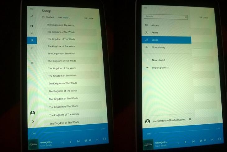 music app windows 10 smartphones img3