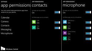 windows phone 81 update 2 app permissions2