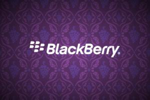 Aparelhos da Blackberry tinham bastante prestigio, especialmente no mercado corporativo