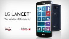 A Verizon já começou a vender o novo LG Lancet com Windows Phone