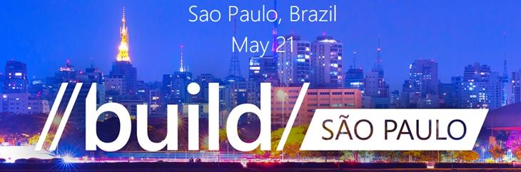 build 2015 sao paulo microsoft