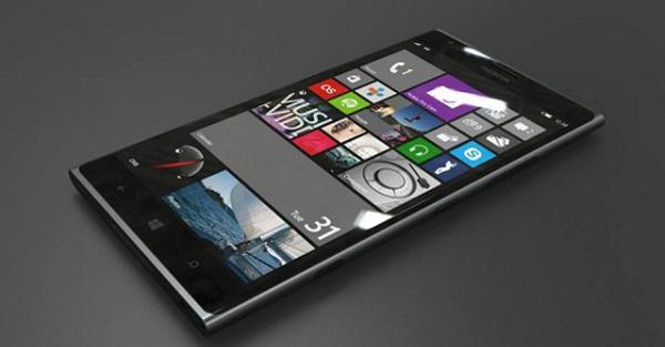 Imagem conceito do  Lumia Talkman