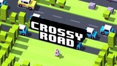 Divirta-se com o recém chegado jogo Crossy Road