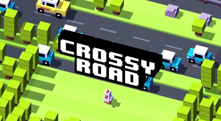 crossy road windows phone header