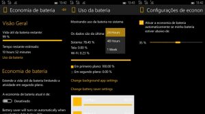 economia de bateria windows 10 mobile img