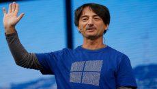 Camisa usada por executivos da Microsoft durante a Build chamou atenção