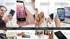 LG Lancet é o nome do novo modelo da marca com Windows Phone