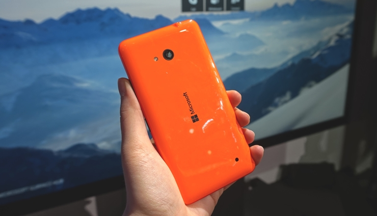 lumia 640 laranja