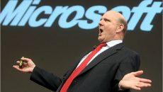 Ex-CEO da Microsoft diz porque comprou a Nokia e fala sobre smartphones da Microsoft